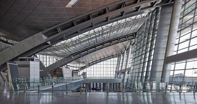 Hamad Airport Doha