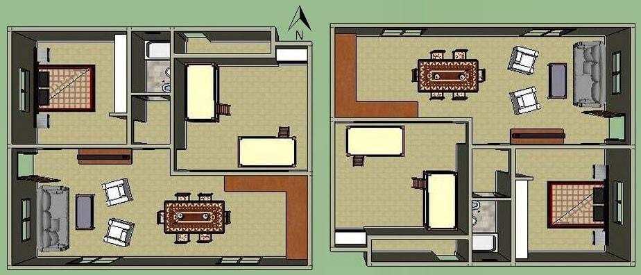 Eficiencia según la orientación de la vivienda