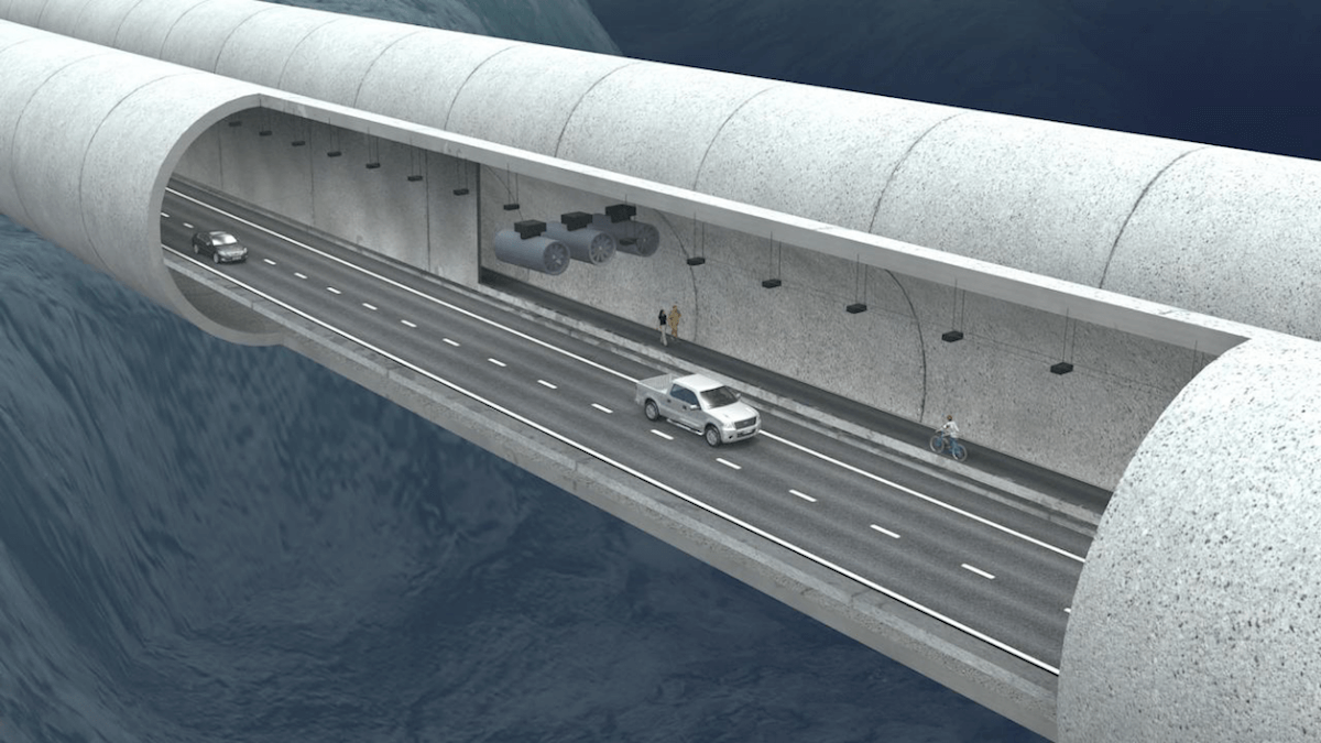 Seguridad de los túneles submarinos