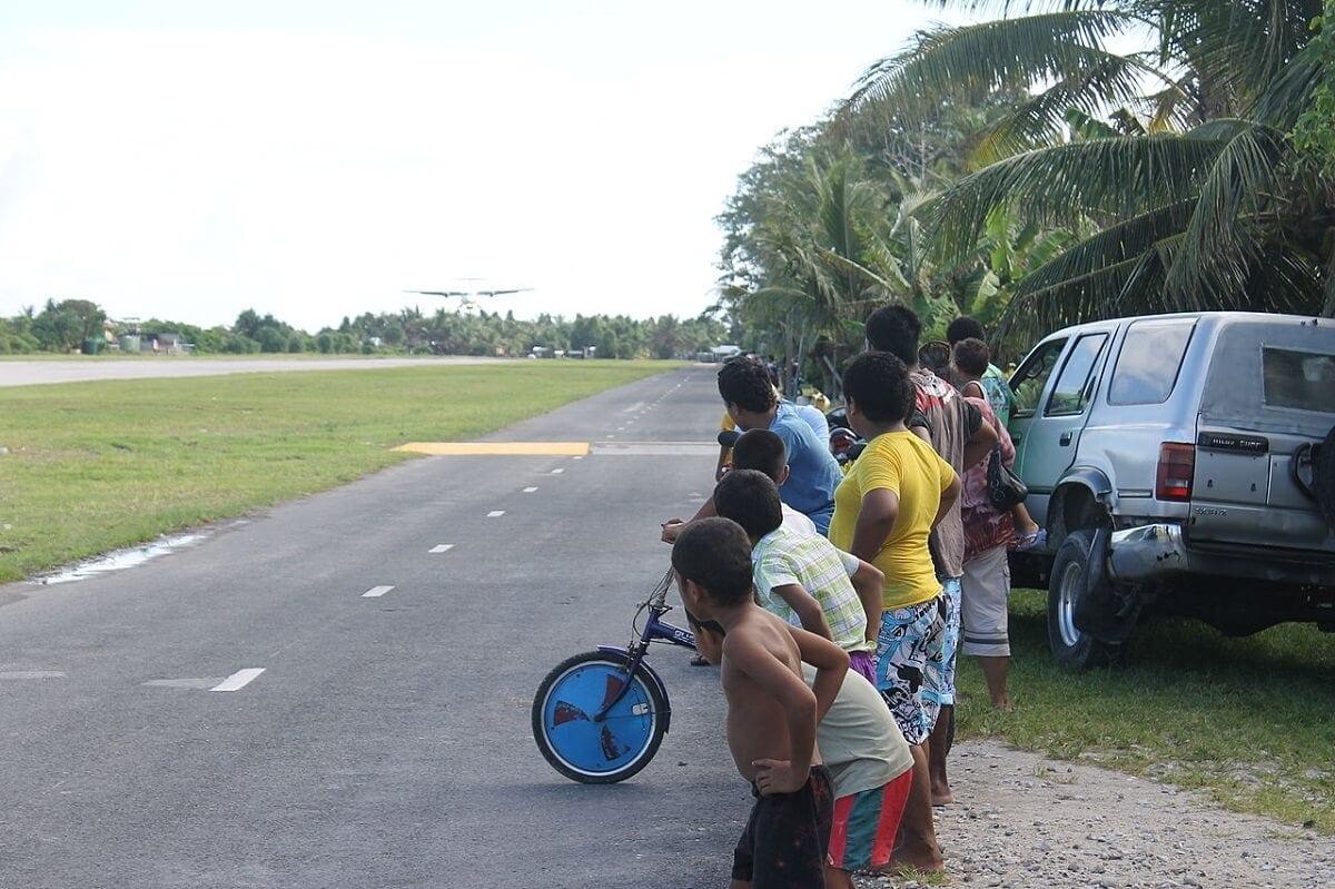 Tuvalu international airport