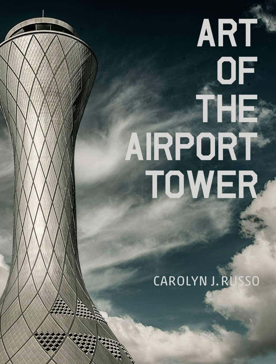 Book art of the airport tower