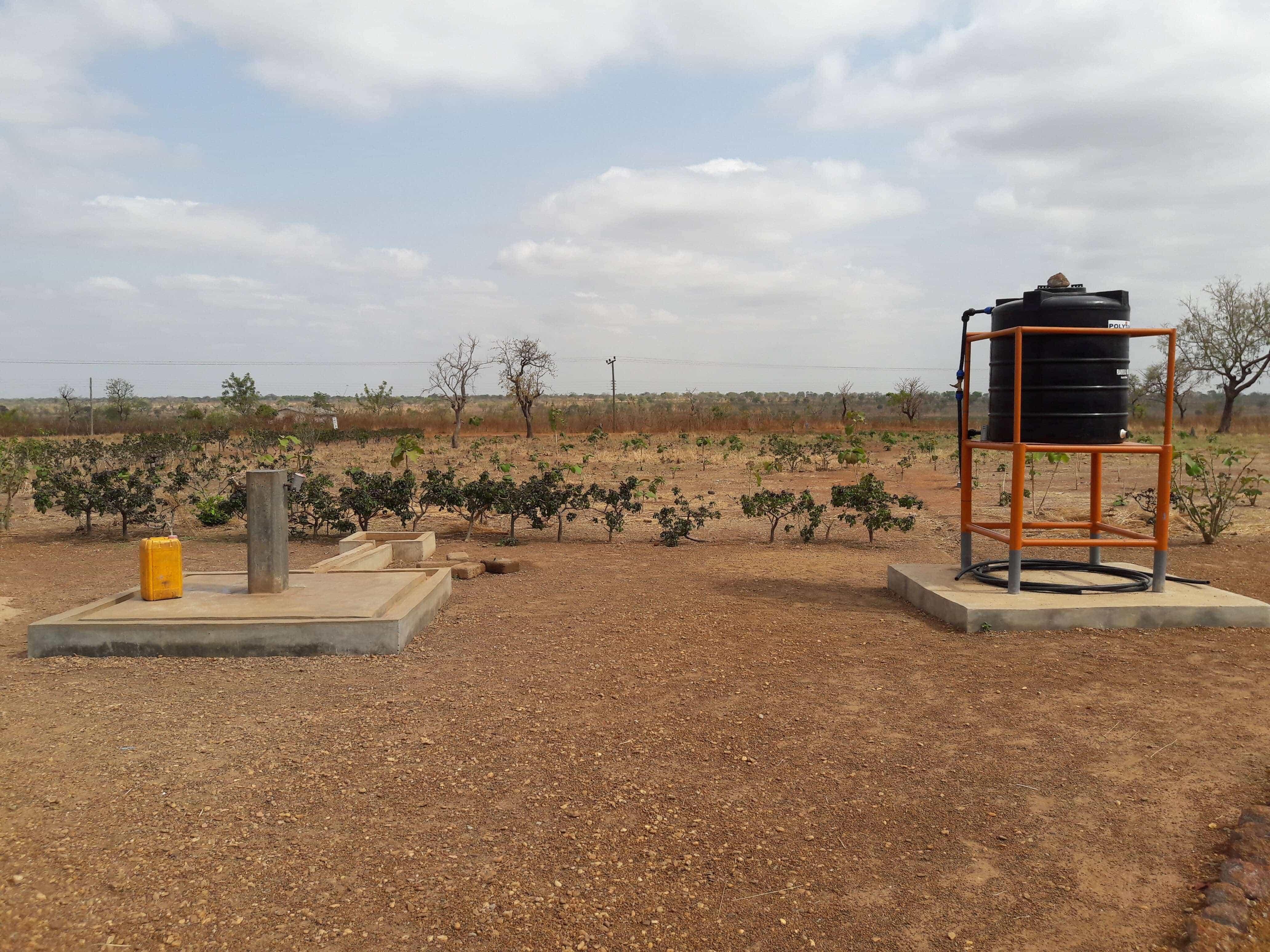 Imagen de una de las instalaciones