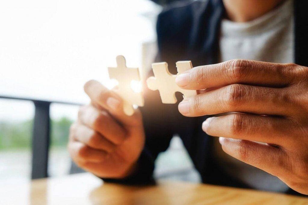 equilibrio entre lo tangible y lo intangible: encajando las piezas