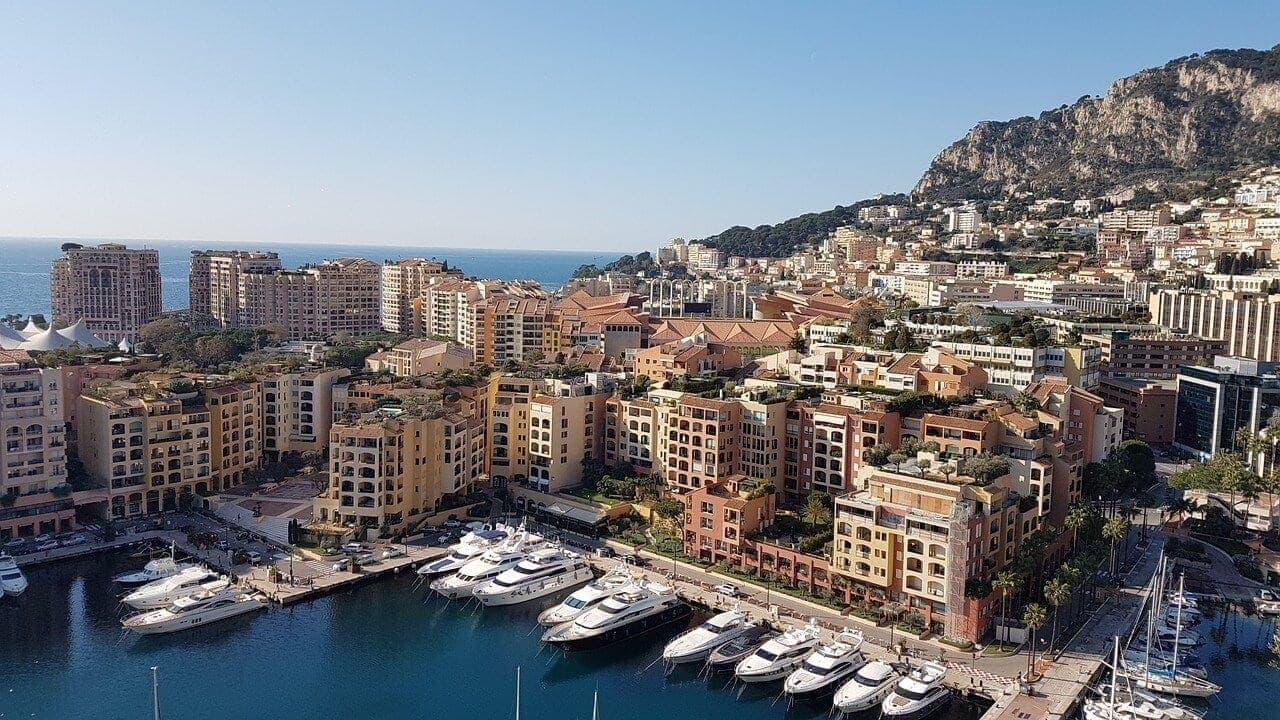 Imagen embarcadero de Mónaco