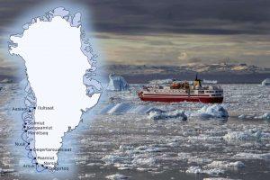 ferry Sarfaq Ittuk Groenlandia