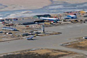 Kangerlussuaq Airport Grrenland