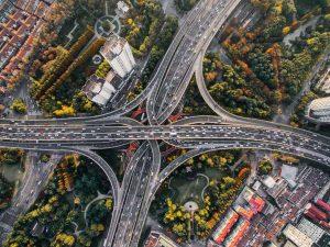 carreteras enlazadas