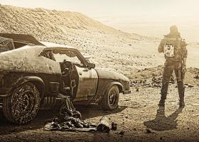 carreteras y ciencia ficción Mad Max