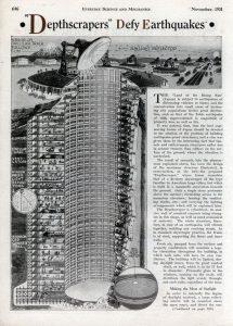 earthscraper design