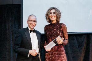 Belén Marquina premio WICE 2016