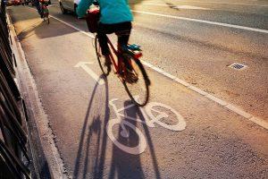 cycle lane traffic planning