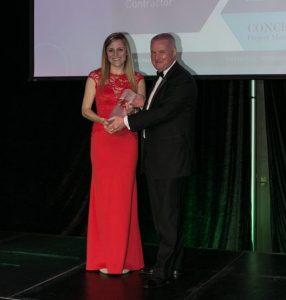 Concepción Vicente premio WICE 2017
