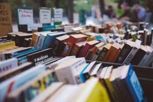 grouped books