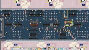 Vidojuego de simulación de gestión de aeropuertos