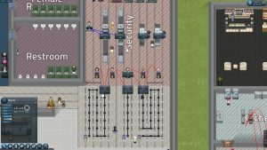 infrastructure construction in airports game
