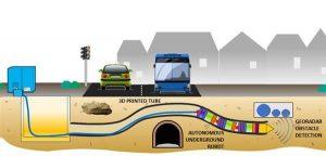 Proyecto BADGER excavación en ciudades