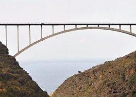 Tilo's bridge in Spain