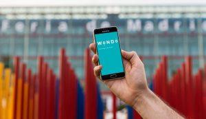 App Wondo Eventos