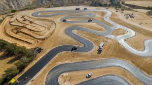 the Tarancón circuit, a joint project undertaken by Ditecpesa S.A. and Max Infraestructuras