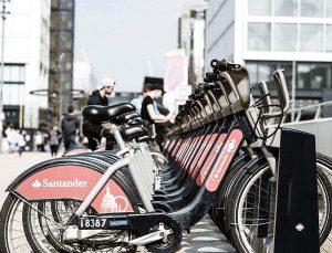 bicicletas santander en ciudades