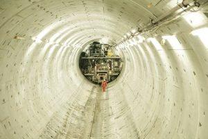 mantenimiento de túneles