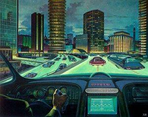 autopistas retrofuturistas