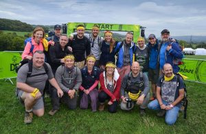 corporate responsability DofE adventure