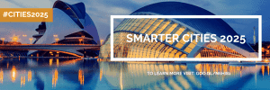 smarter cities 2025 ciudades inteligentes