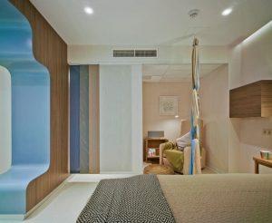 hospital rooms design patients