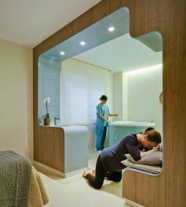 Patients design hospital health