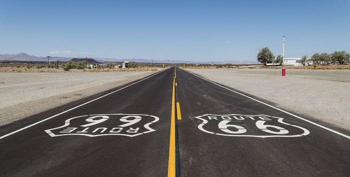 Tramo autopista ruta 66