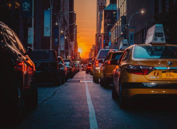 traffic jams New York