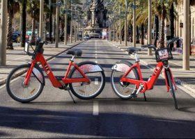bicing barcelona bikesharing