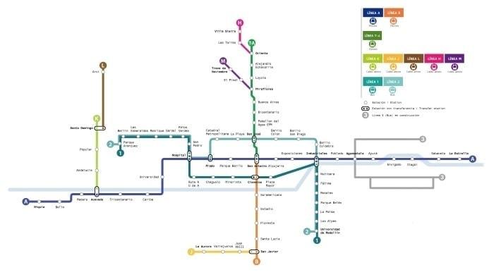 Mapa SITVA 2016