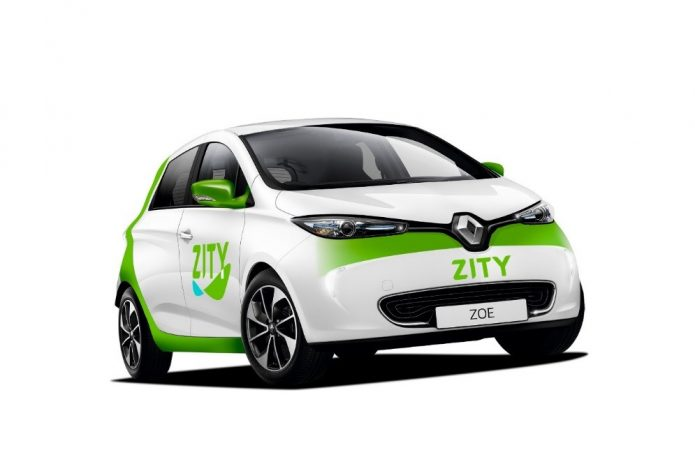 Zity vehicles