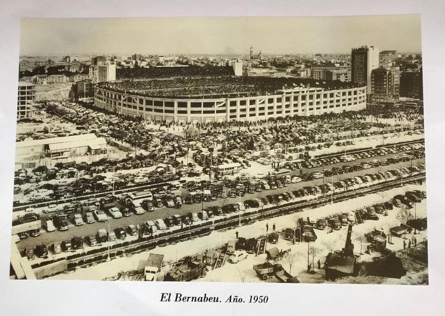 Bernabeu 1950