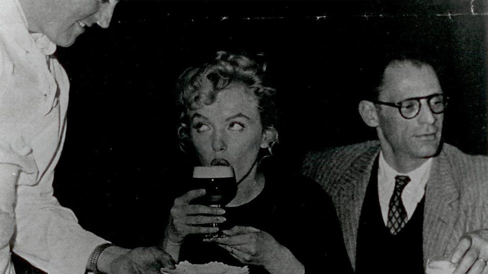 Marilyn Irish coffee Duty Free