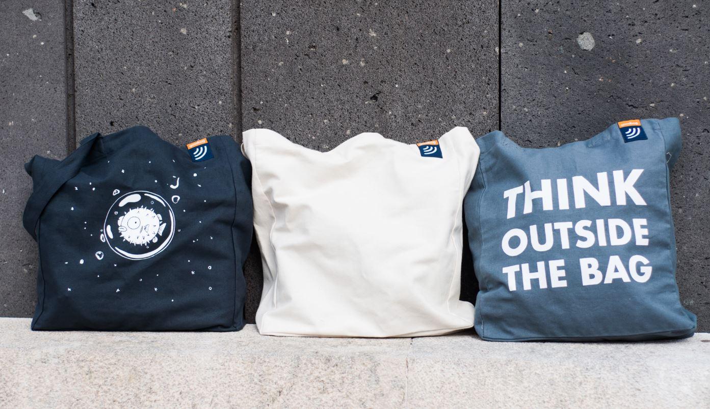 bolsas de tela Goodbag para cuidar el medio ambiente
