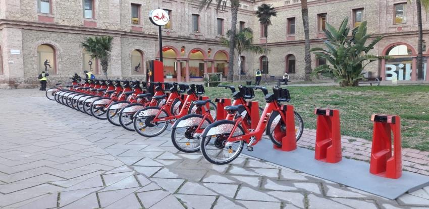 bikesharing cities