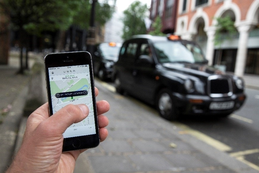 Uber alternative to taxi