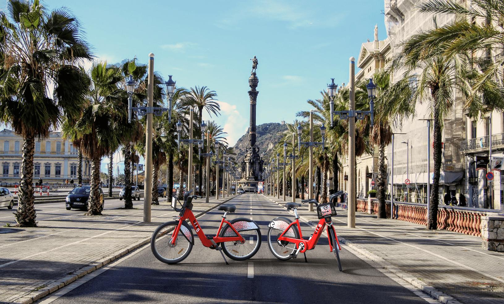 bikesharing Barcelona