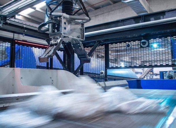 sistema reciclar zenrobotics