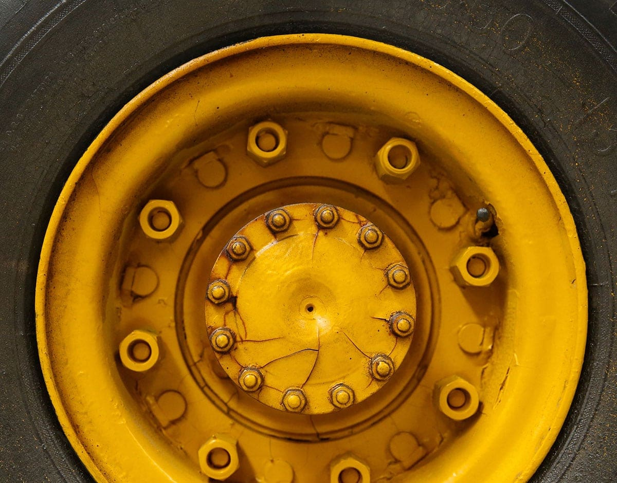Vulcanization, highways, and tires