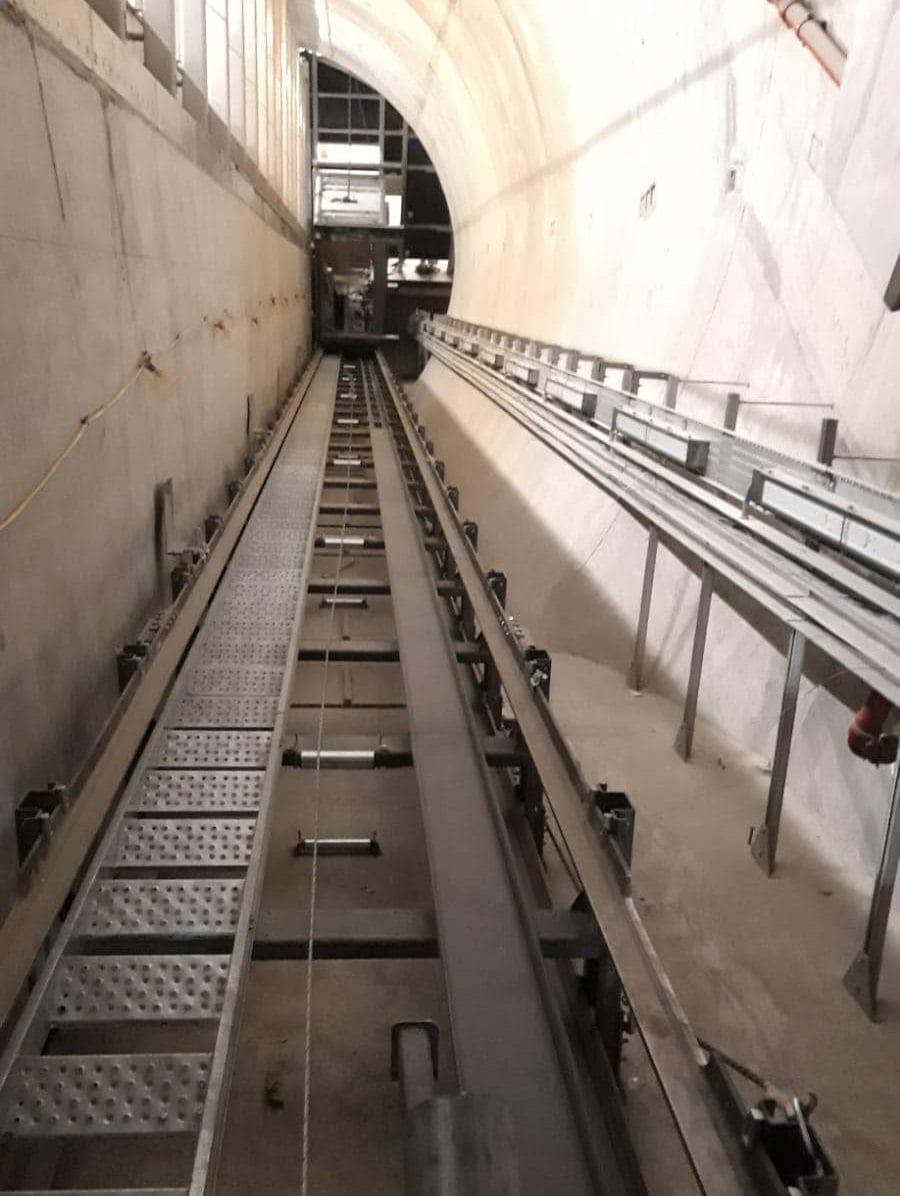ascensores estacion de farringdon