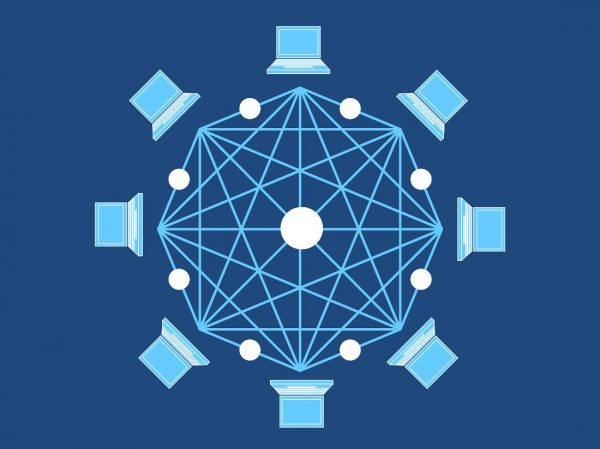 Blockchain implementation in the supply