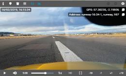 pista aeropuerto herramienta VIOMINER