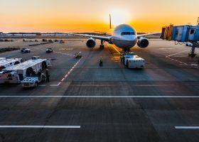 Pista aeropuerto Aberdeen