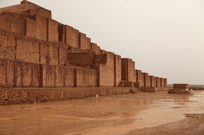 Choqa Zanbil Ziggurat