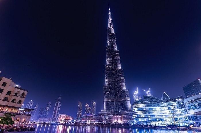 Burj Khalifa. Guiness